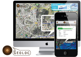 desarrollo de aplicacion para móviles de geolocalización
