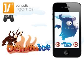 diseño y desarrollo de aplicaciones de juegos para android y iPhone