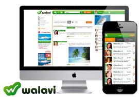 desarrollo de plataforma web y móvil de red social y geolocalización