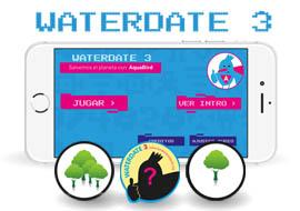 videojuego para concienciar a los niños de la importancia de ahorrar agua