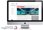 la nueva página web para móviles para la constructora ingennya