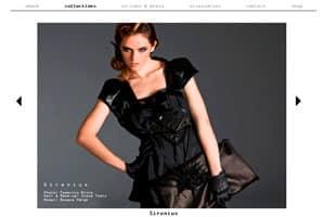 nueva página web 2.0 de diseño creativo para ivana-tomic 1