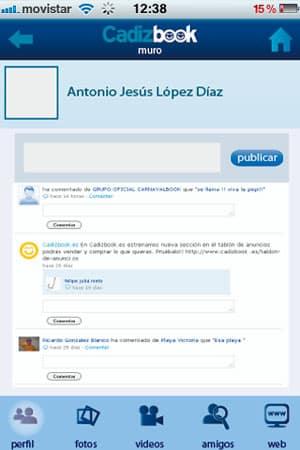 desarrolladores de aplicaciones android e iphone - app de cadizbook 2