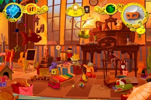 diseño y desarrollo de aplicacion de videojuego android para niños