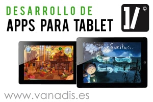 empresa de creacion y desarrollo aplicaciones moviles para iphone y android en madrid, vanadis