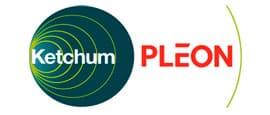 ketchum pleon logotipo