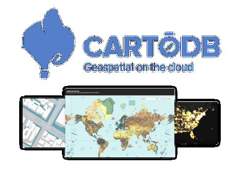 diseño de app móvil de geolocalización