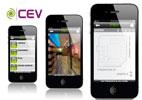 diseño de aplicacion android - iphone corporativa de formación multimedia realizado por vanadis