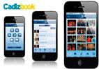 empresa de aplicaciones móviles android ipad iphone diseño para clientecadizbook realizado por vanadis