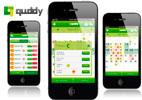la nueva aplicacion movil más creativa para el cambio de turnos, quddy