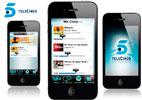 empresa de aplicaciones móviles - desarrollo realizado por vanadis para clientetelecinco