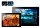 aplicacion movil para niños, videojuego para tablet e iPad de margarita