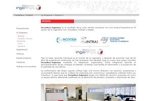 webs para móviles de diseño creativo para ingennya 2
