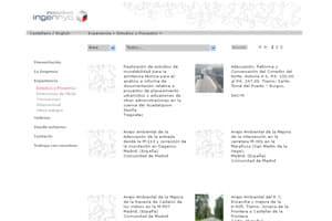webs para móviles de diseño creativo para ingennya 3