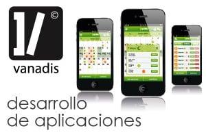diseño de aplicaciones iphone y android madrid - quddy producto de vanadis