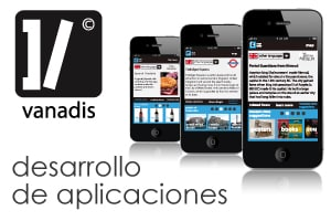 empresa de desarrollo de aplicaciones moviles para iphone android - vanadis, closer info