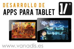 desarrollo de aplicaciones para tablet empresa diseno android iphone