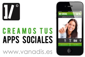 diseño y desarrollo de aplicaciones moviles para iphone y android - vanadis, empresa de apps