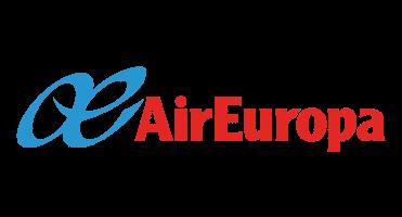 Logotipo de AirEuropa