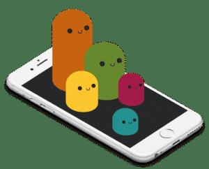 Icono representativo de una app